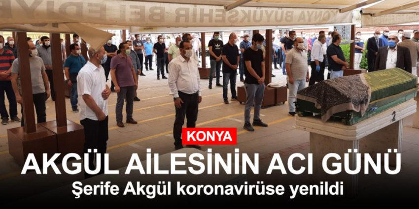 Rektör Akgül'ün annesi vefat etti