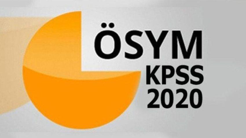 KPSS önlisans başvurusu