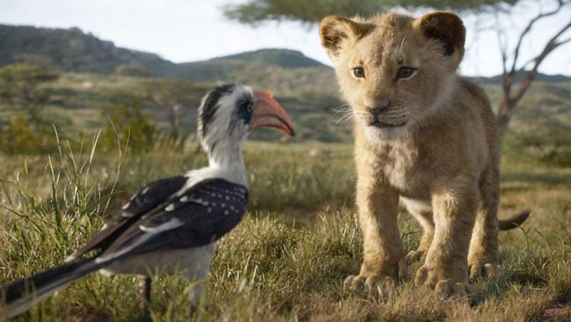 "Disney'in yeni filmi: ""The Lion King"""