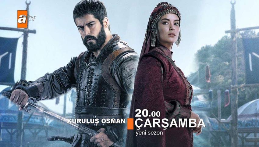 Kuruluş Osman 2. sezon başlıyor