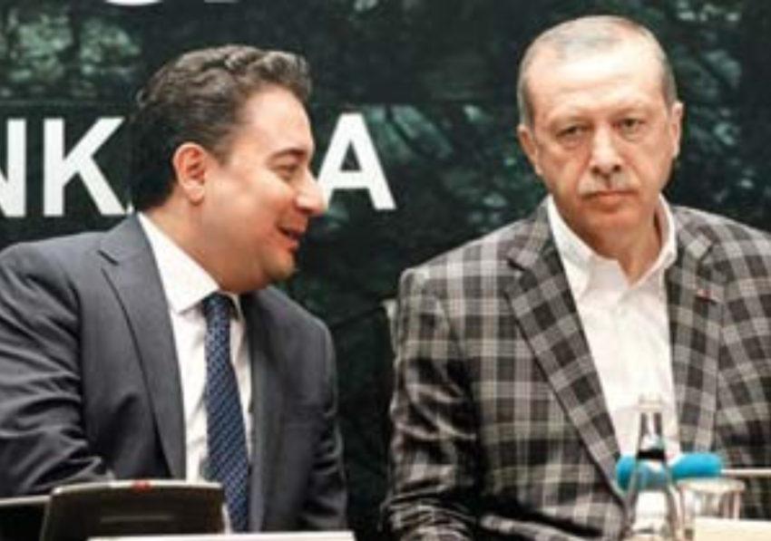 Ali Babacan - Tayyip Erdoğan