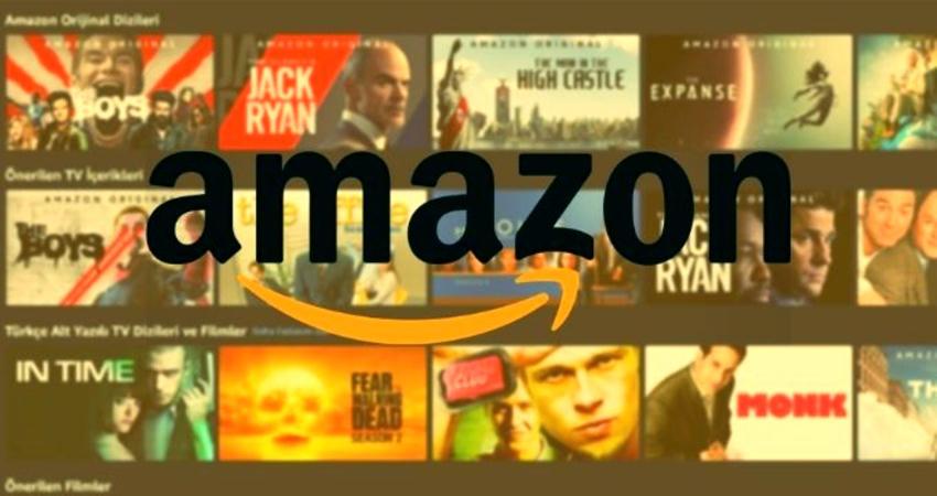 Netflix'e rakip gedi: Amazon Prime