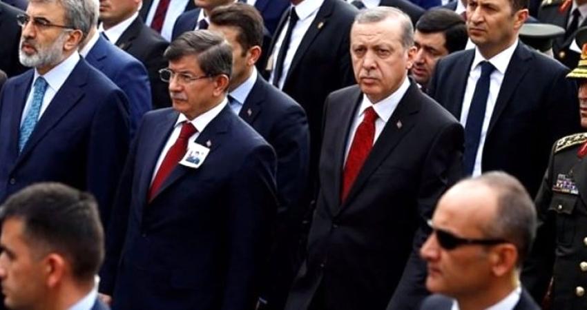 Ahmet Davutoğlu - Tayyip Erdoğan
