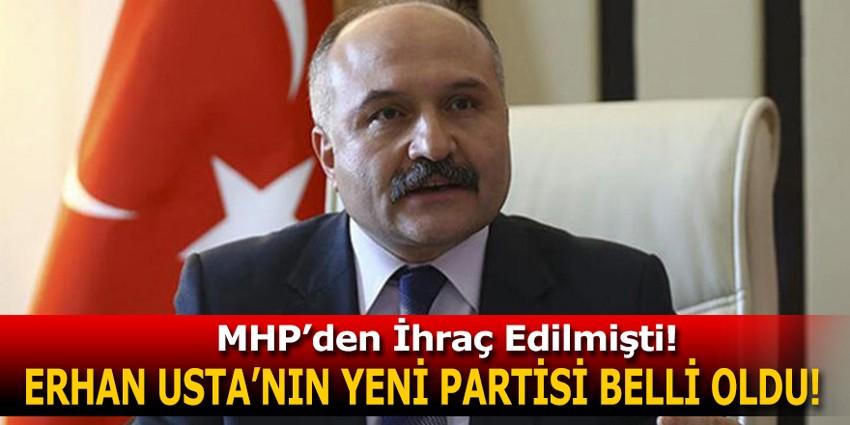 MHP'den ihraç edildi, İYİ Parti'ye katıldı