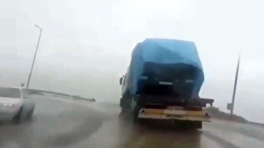 Ermenistan askeri araçlarına petrol taşıdılar