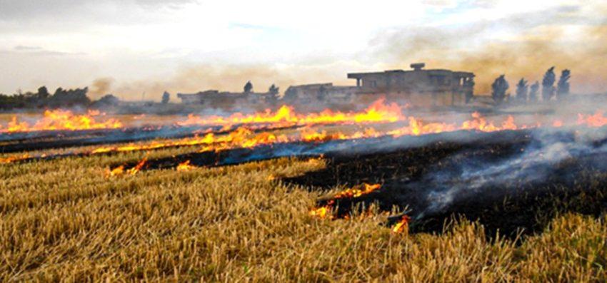 Yangına İtfaiye müdahale etti