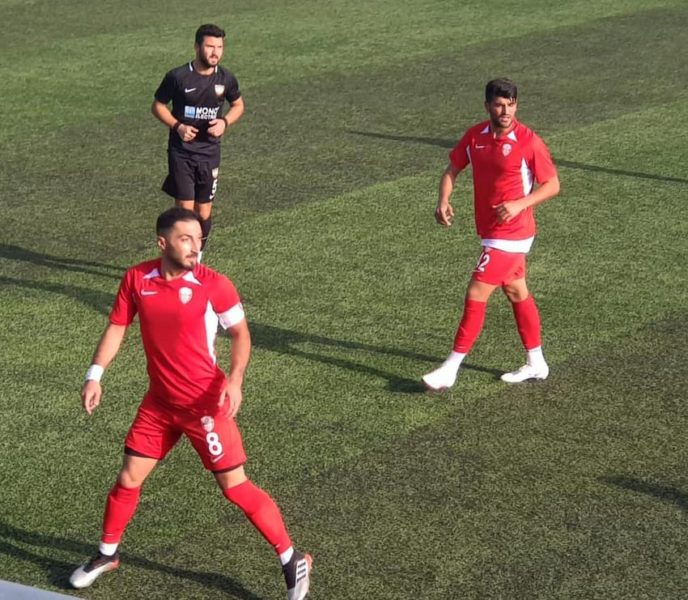 Karaman Belediyespor 0 - Yomraspor 2