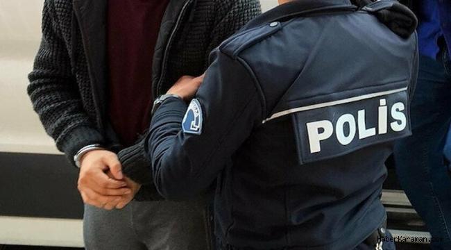 Karaman Nüfus Müdürlüğünde gözaltına alındı