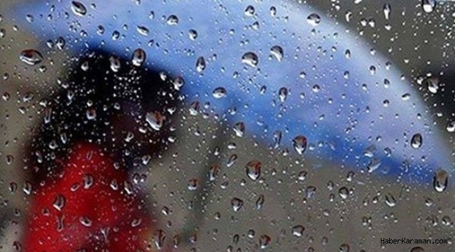 Meteoroloji Karaman'a sarı alarm verdi!