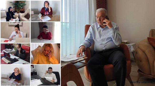 AK Parti Sağlık Çalışanlarını Unutmadı