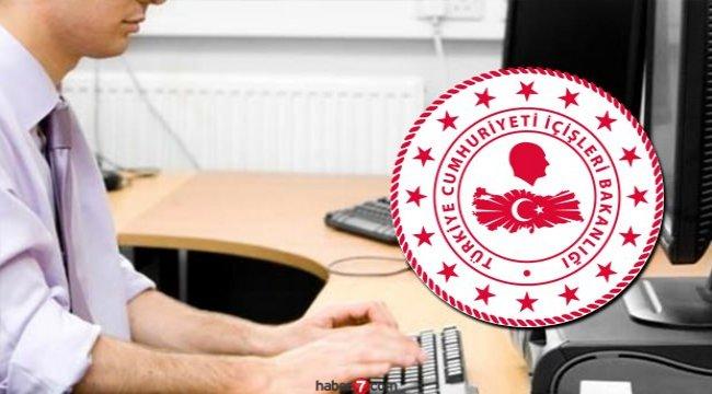 KPSS 60 puan ile büro personeli alım ilanı
