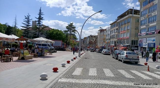 Karaman'da virüs vaka sayısı arttı