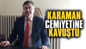 Gazeteciler Cemiyeti Demirkollu'ya teslim