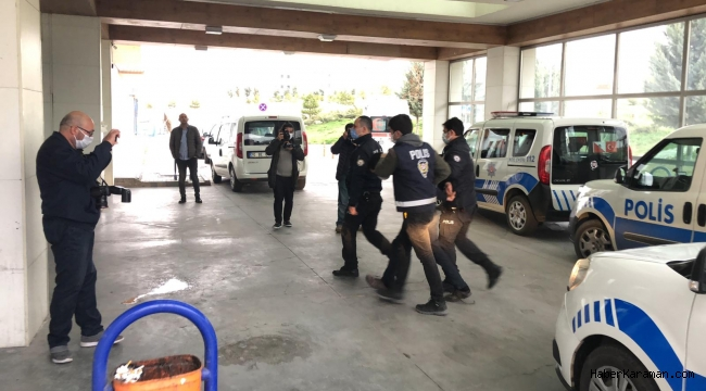 Karaman merkezli şafak operasyonu: 34 gözaltı